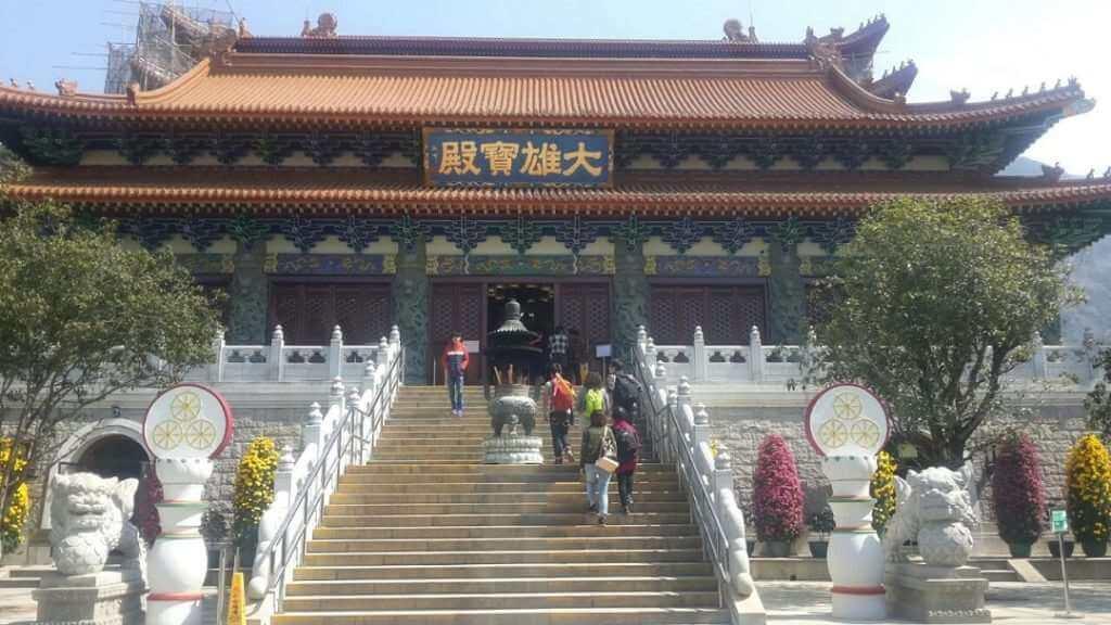 PoLin Monastery smaller