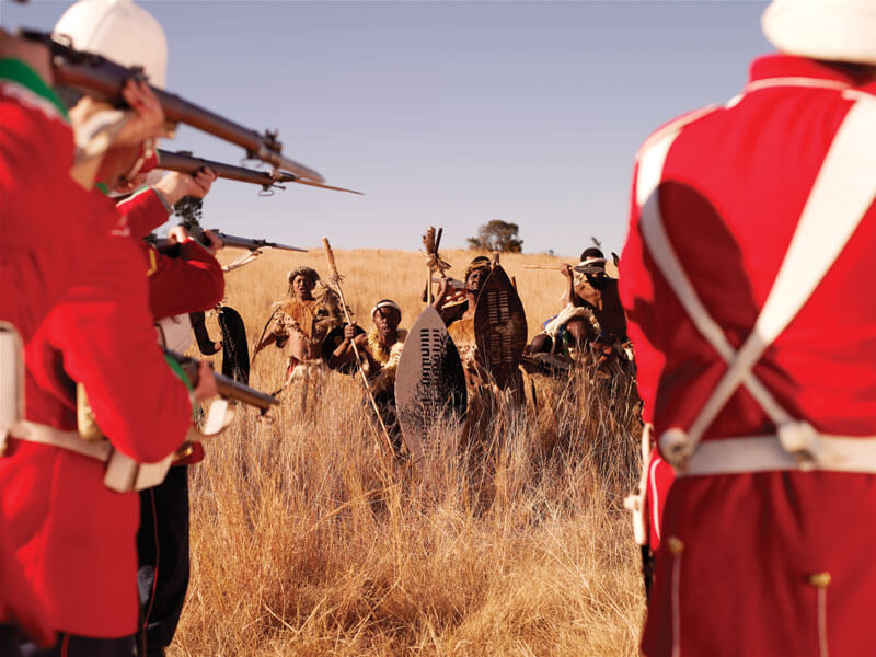 the battlefields south africa
