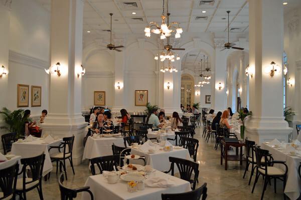 Raffles Dining Room, Singapore