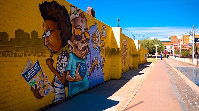 Johannesburg Grafiti
