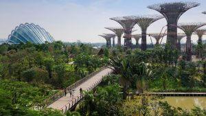 Gardens scenic view