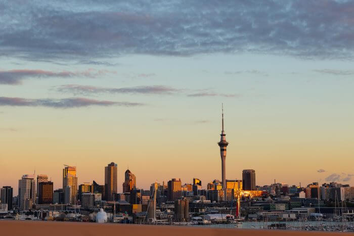 view of auckland new zealand - north island