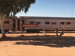 the ghan rail australia