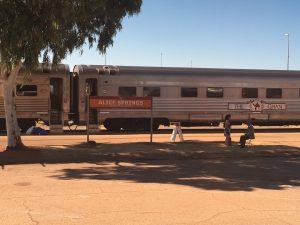 the ghan rail australia