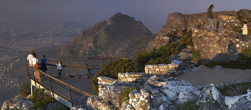 view table mountain