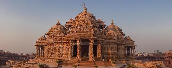 Akshardam Temple