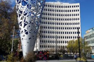 Distinction Christchurch Exterior