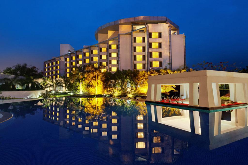 India Ramada Plaza Hotel