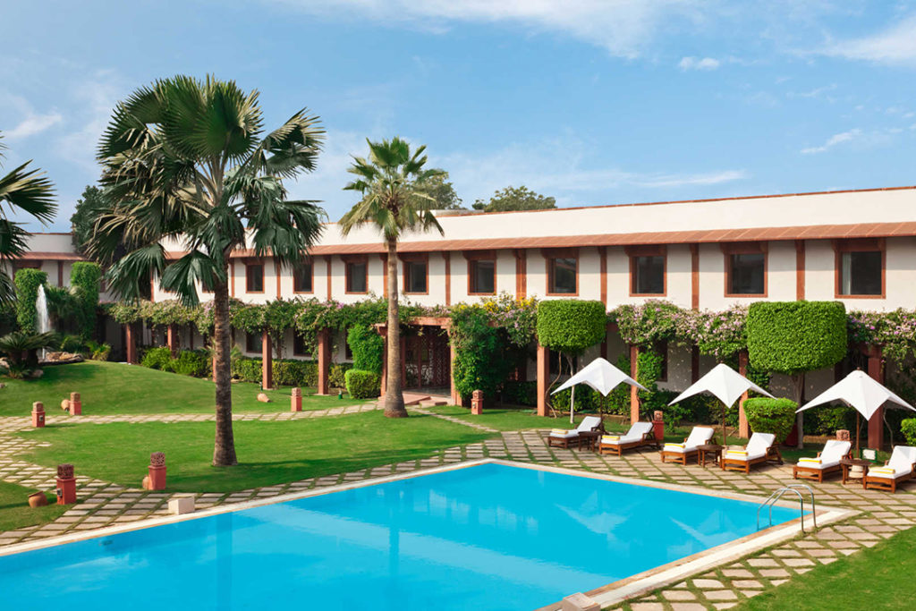 Trident Agra Swimming Pool