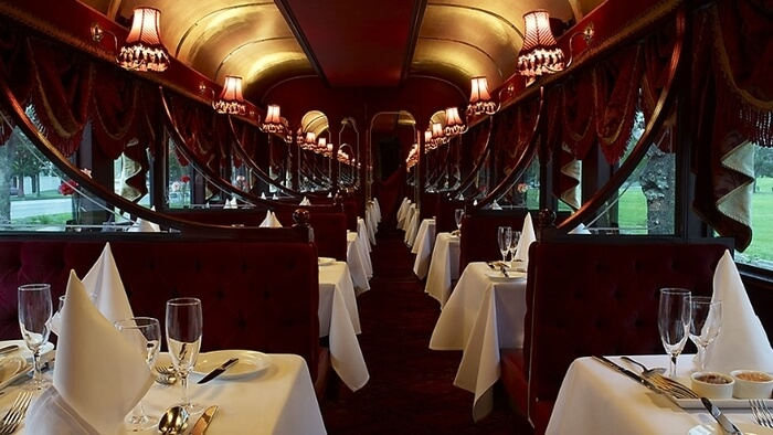colonial tramcar dinner melbourne