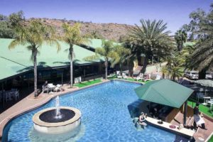 Mercure Alice Springs Reso