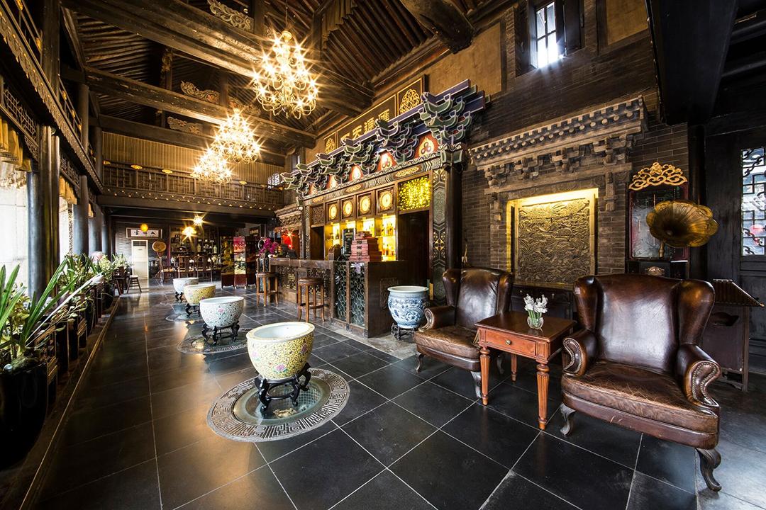 Yunjincheng Hotel, Pingyao 2