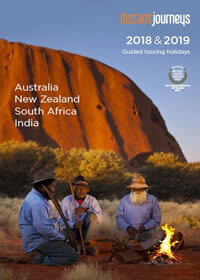 Australia, New Zealand, South Africa & India 2018 / 2019 brochure