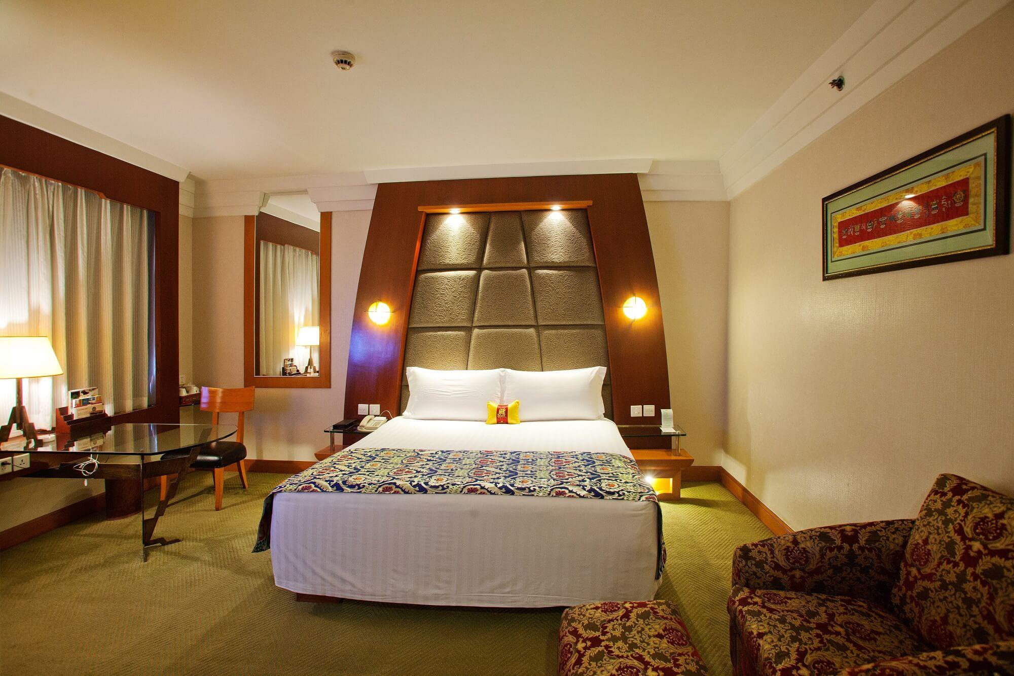 Tibet Hotel, Chengdu 1