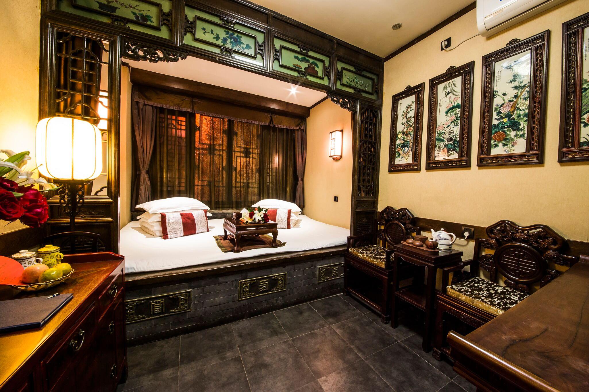 Yunjincheng Hotel, Pingyao 1