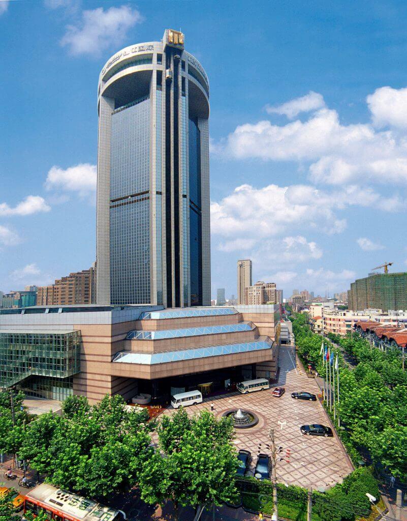 Jinjiang Tower, Shanghai