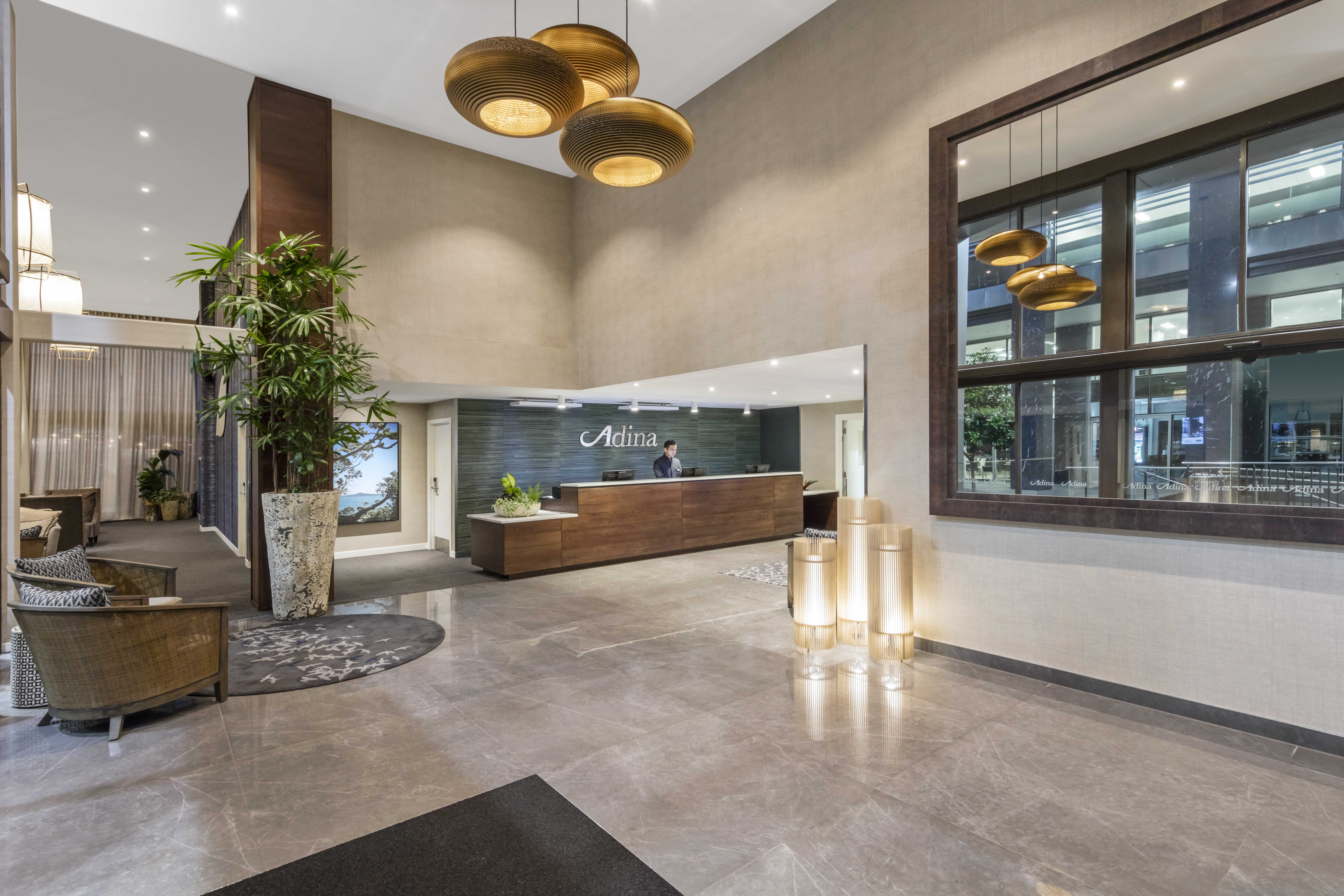 Adina Apartment Hotel, Auckland 1