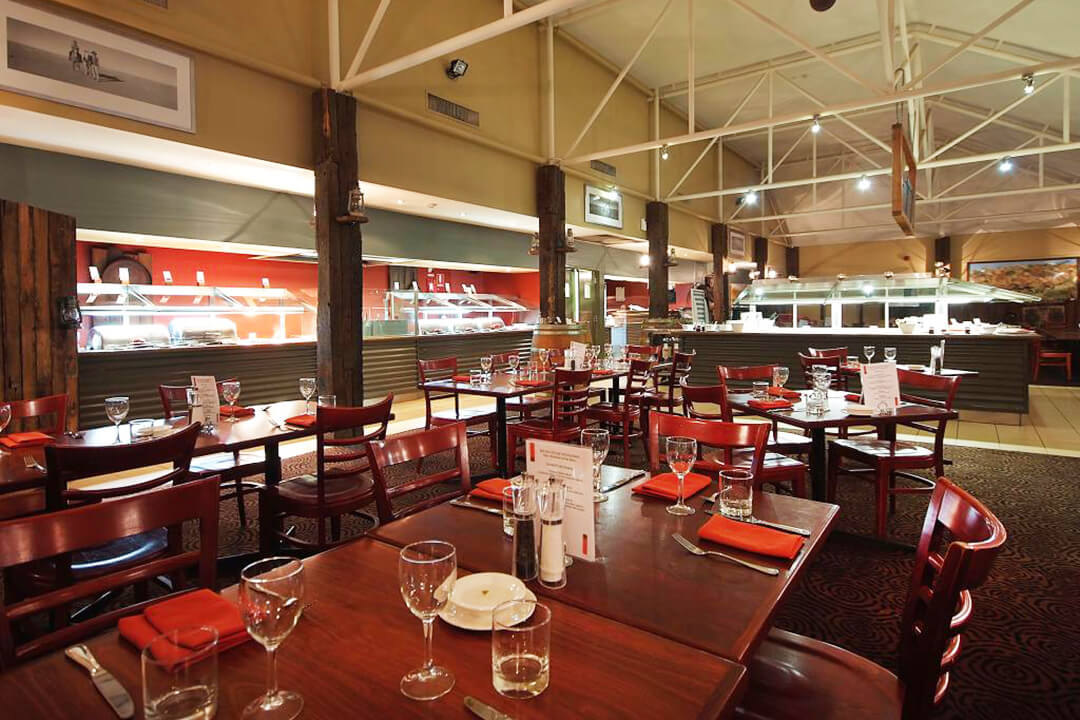 Ayers Rock Outback Pioneer Dining