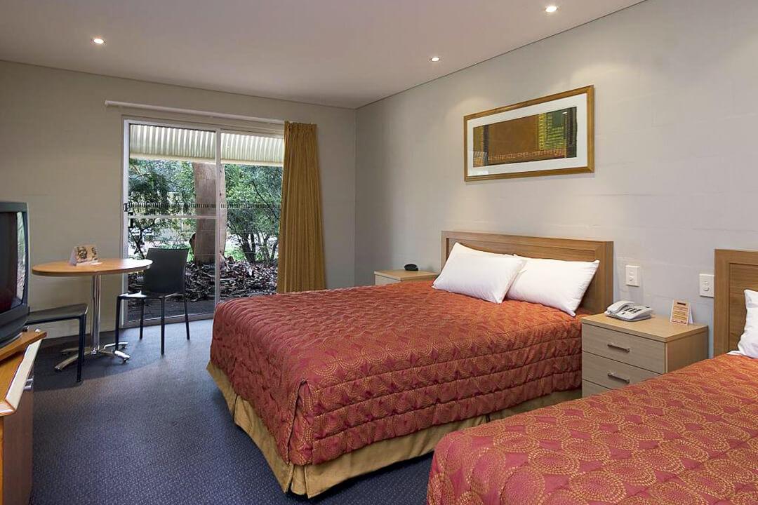 Ayers Rock Outback Pioneer standard room