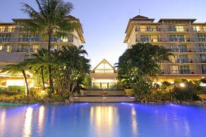 Novotel Oasis Cairns External