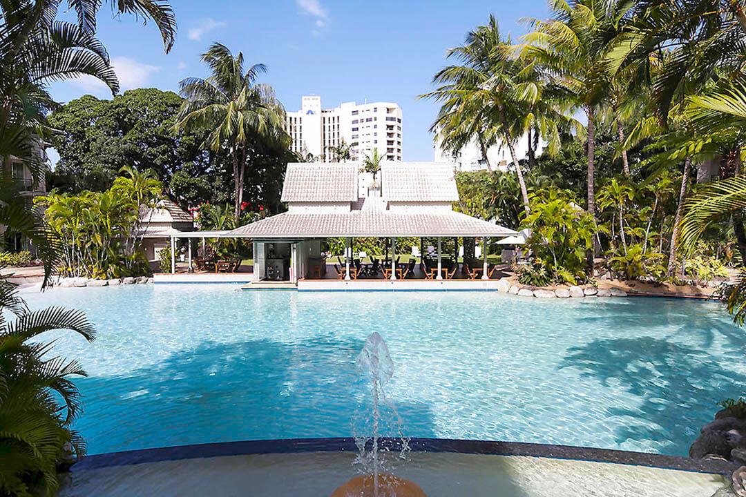 Novotel Cairns Oasis Pool