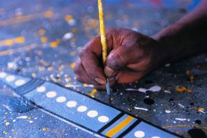 aboriginal culture painting
