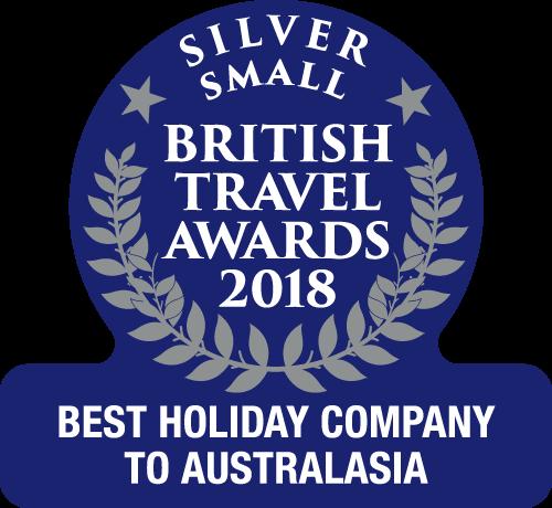 British Travel Awards 2018 Australia