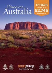 New Tour, Discover Australia