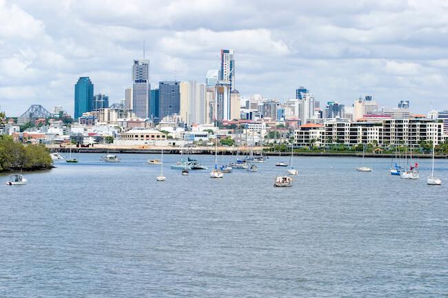 brisbane view, Australia