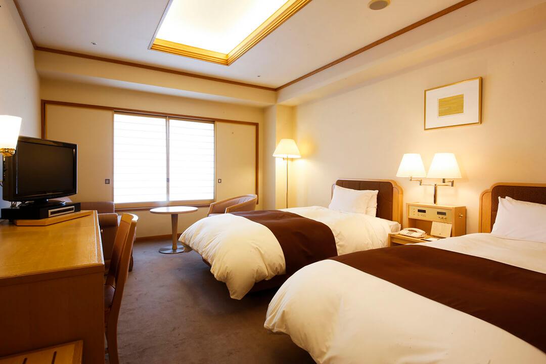 Takayama-green-twin-room
