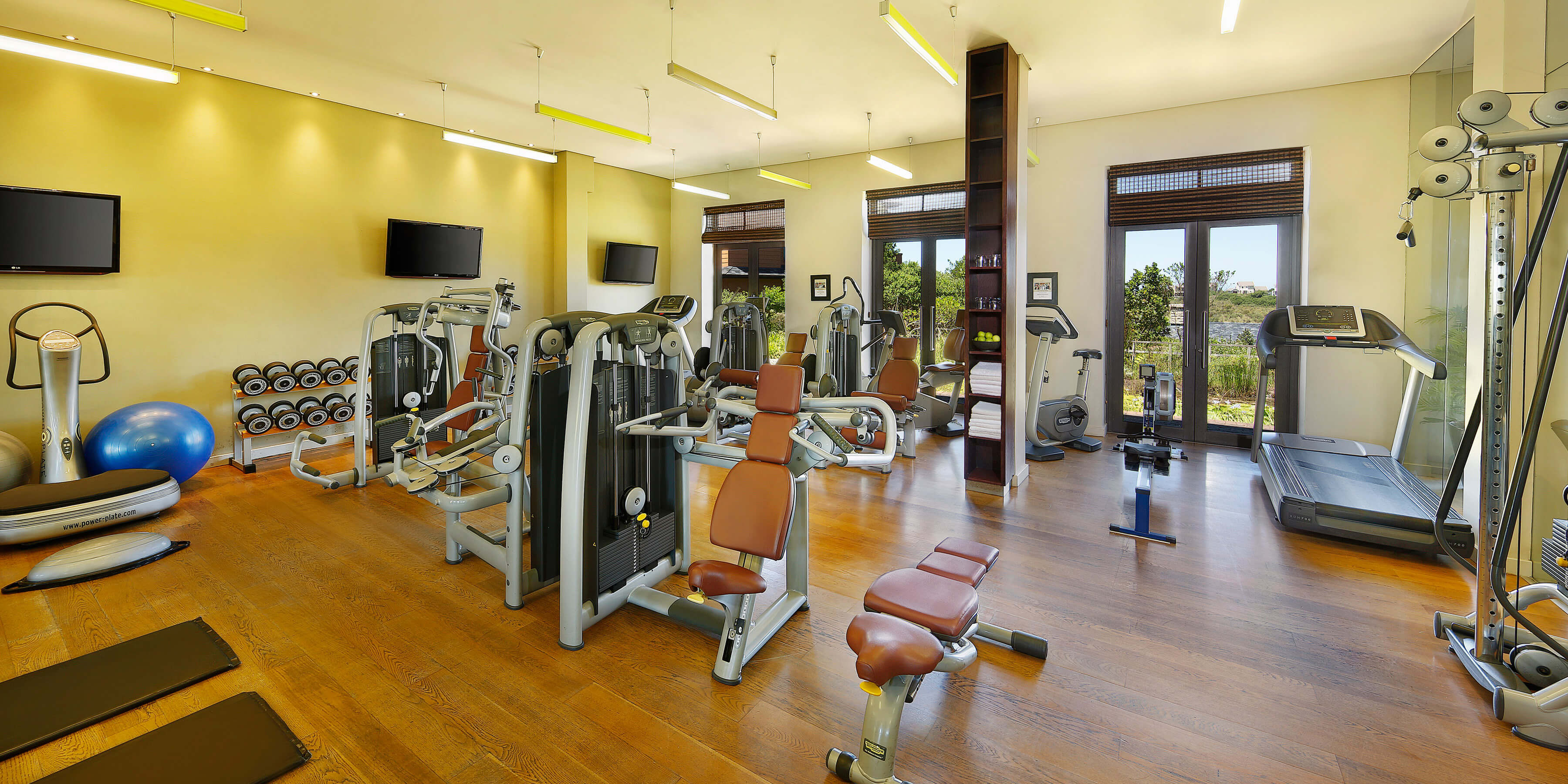 pezula-facilities-gym