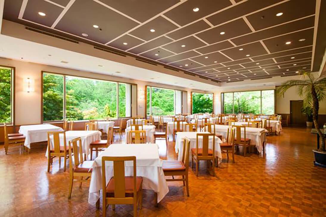 fuji-view-Kawaguchiko-restaurant