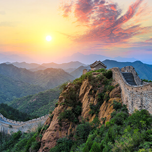 great-wall-china-sunset-1
