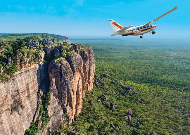 kakadu air flight australia