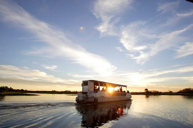 yellow water cruise kakadu national park