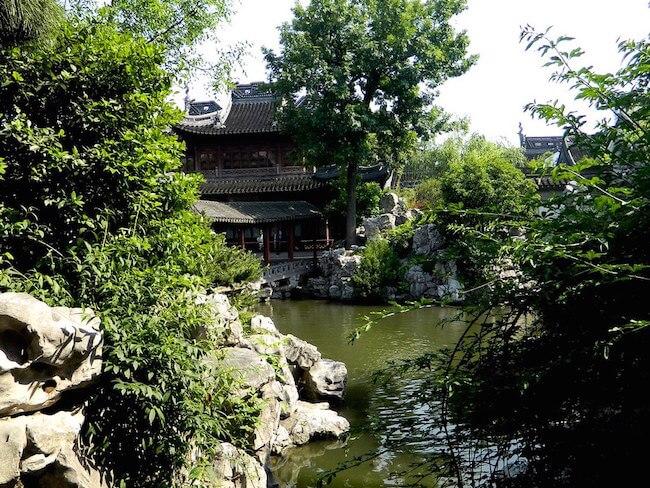 yuyuan garden china