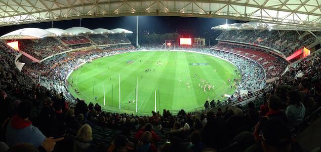adelaide oval stadium