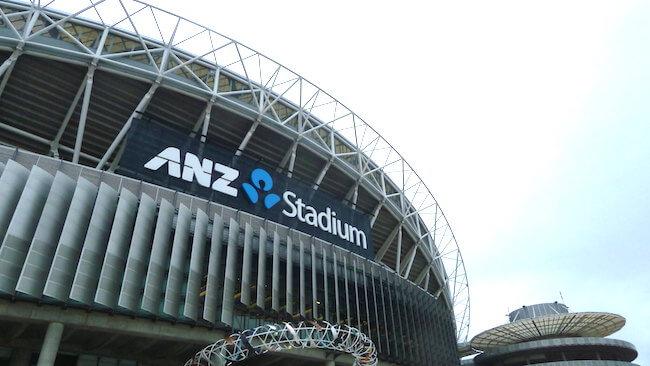 anz stadium tour sydney