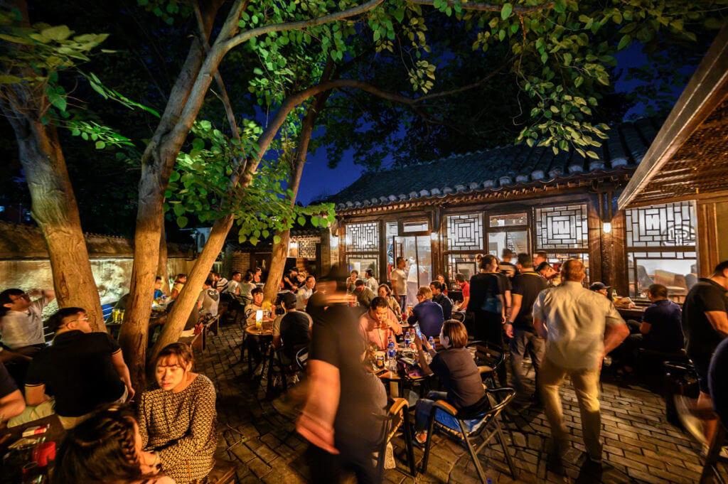 great leap brewing bar in beijing