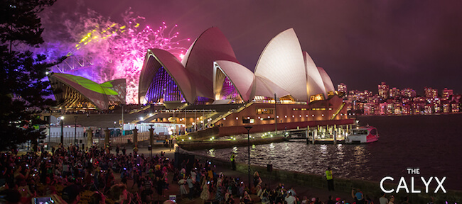 NYE Garden party at The Galyx in Sydney Australia