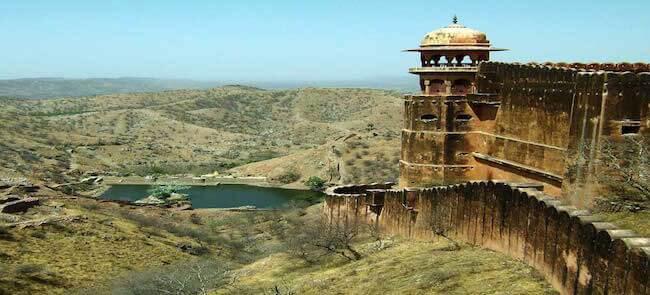 jaigarh fort jaipur india