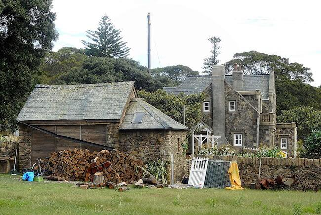 peter rabbit movie set