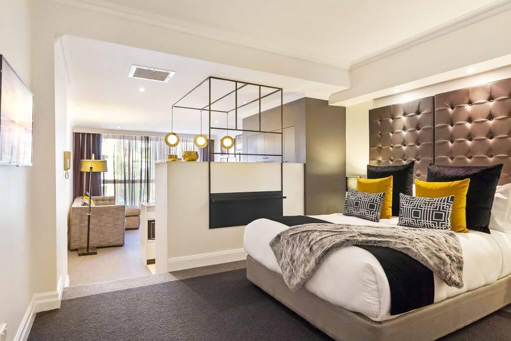 Executive Studio at Sydney Mantra 2 Bond Street