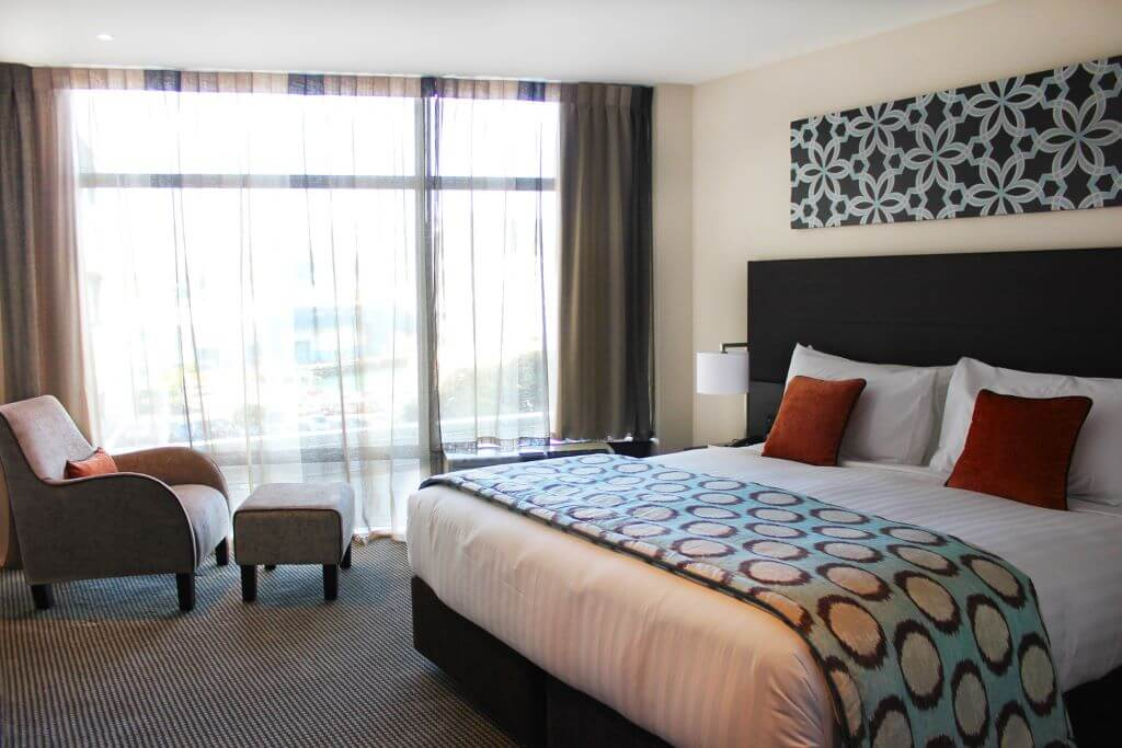 Superior King Room at Rydges Wellington