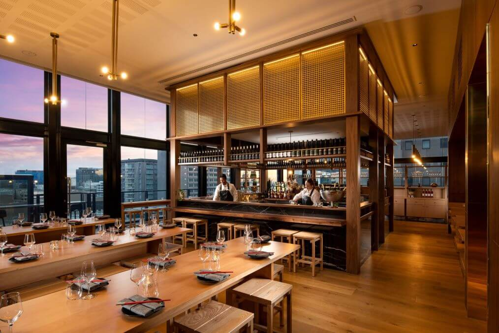 Australia_Adelaide_Crowne Plaza_Restaurant