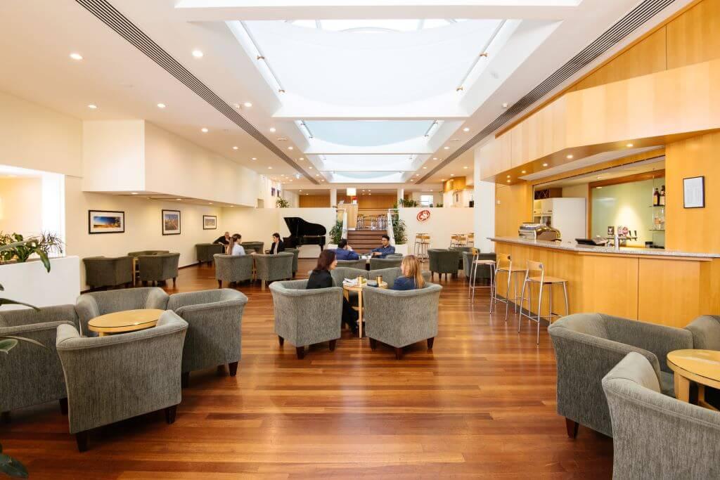 Australia_Perth_Crowne Plaza_Lobby