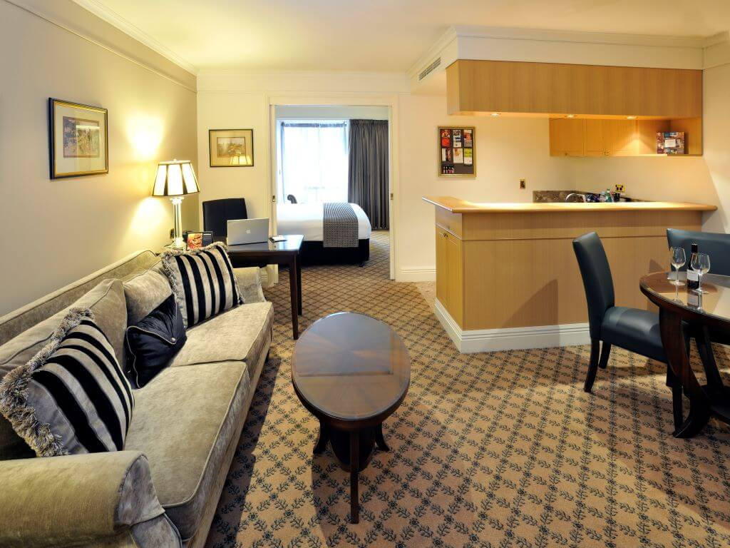 Australia_Melbourne_Stamford Plaza_One Bedroom 2