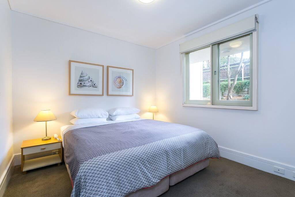 Australia_Portsea_Portsea Village Resort_Bedroom
