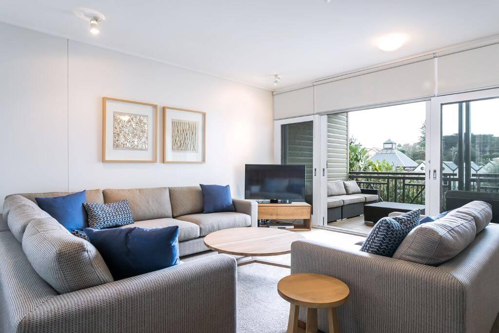 Australia_Portsea_Portsea Village Resort_Living Room