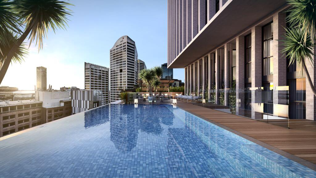 Australia_Sydney_Crowne Plaza_Pool